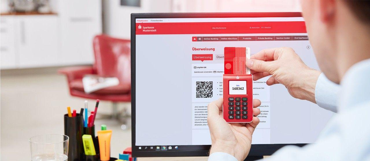 Online Banking Mit Chiptan Sparkasse Bottrop